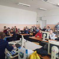 Održana promocija SPU u JU Saobraćajnu i elektro školi  u Doboju