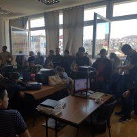 Održana promocija Slobomir P Univerziteta u Tehničkoj školi u Doboju