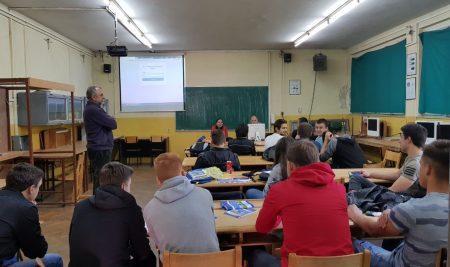 U posjeti Tehničkoj školi u Bijeljini
