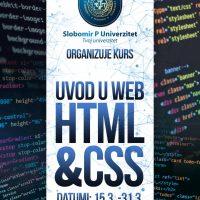 KURS UVOD U WEB HTML & CSS