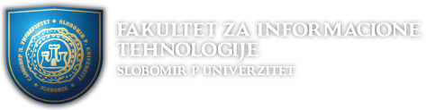 Fakultet za Informacione tehnologije